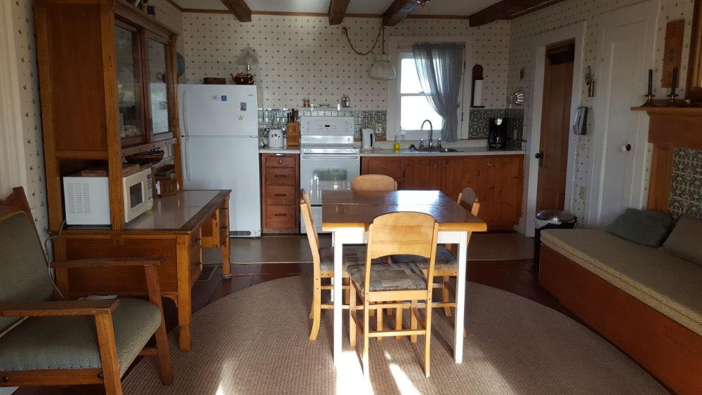 Heritage House kitchen