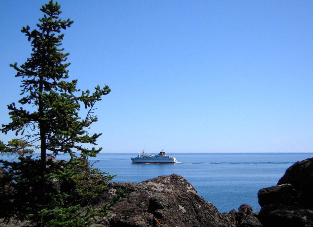 Grand Manan ferry